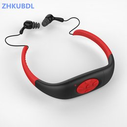 Waterproof mp3 player 4gb ipx8 online shopping - ZHKUBDL Sport waterproof MP3 Player GB GB for radio FM head wearing MP3 Diving swim surfing sports waterproof IPX8