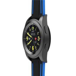 g6 smart watch NZ - NO.1 G6 (EU US Languages) Bluetooth 4.0 Smart Watch MTK2502 Heart Rate Monitor Sports Fiteness Tracker for Android iOS (TPU Strap) - Black