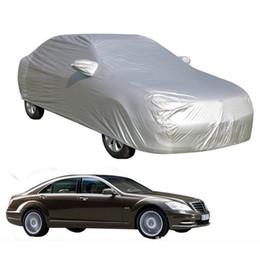 Suit Cars Australia - Full Car Cover Indoor Outdoor Sunscreen Heat Protection Dustproof Anti-UV Scratch-Resistant Sedan Universal Suit