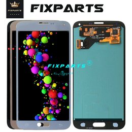 Touch Screen Replacement For S5 NZ - Super AMOLED LCD S5 Neo For Samsung S5 NEO LCD Display G903 G903F Display Touch Screen Digitizer Assembly S5Neo LCD Replacement