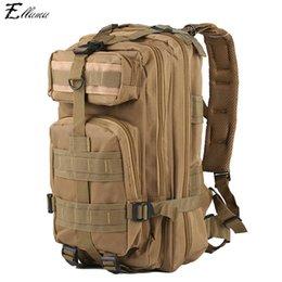 Mochila táctica multiusos 30L litros Nylon 600D Bolsa de herramientas Oxford para mochila de camuflaje para deportes al aire libre