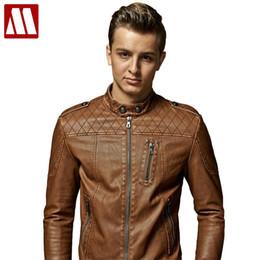 $enCountryForm.capitalKeyWord Australia - 2017 New Arrivals High Quality Faux Sheepskin Leather Jacket Men Warm Suede Slim Short Coat Men PU Motorcycle Jacket S-XXL F036