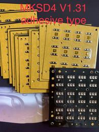 3 ore CALDO MKSD4 3M colla adesiva adesivo ICCID Unlock LTE 4G Carta Auto pop-up menu per ip6 6S 7 8 X XS XR XSMAX 11Pro USIM Vsim V7 gevey jv in Offerta