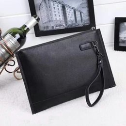 $enCountryForm.capitalKeyWord Australia - TOP 2019 Fashion Designer Wallet Casual Men Phone Bag Coin Purse Brand Men Wallet Clutch Bag Men Handbag Genuine Leather High Quality
