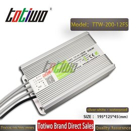$enCountryForm.capitalKeyWord NZ - TOTIWO IP67 Waterproof AC110V AC220V to DC 12V 16.67A 200W Switching SMPS Power Supply LED Driver Waterproof Transformers constant voltage
