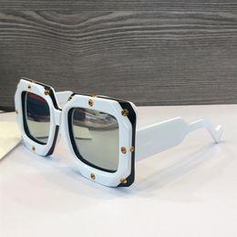 dc8e012163e Popular new selling Luxury designer sunglasses for women 0481 square plate  full framework top quality fashion lady generous style uv400 lens
