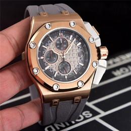 $enCountryForm.capitalKeyWord Australia - 2019 48mm luxury mens designer sport watches black rubber strap quartz movement wristwatches Auto Date classic art