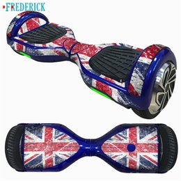 $enCountryForm.capitalKeyWord Australia - Frederick Self-Balancing Scooter SkinHover Electric Skate Board Sticker Two-Wheel Smart Protective Cover Case StickerS 1PC
