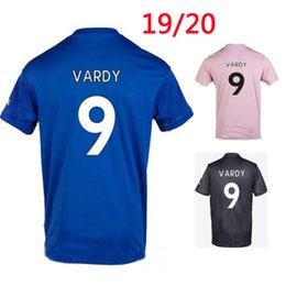 top thai quality soccer jersey Australia - VARDY Leicester Soccer Jersey MADDISON NDIDI MAGUTRE City TIELEMANS 19 20 New Top thai quality home away third football shirt