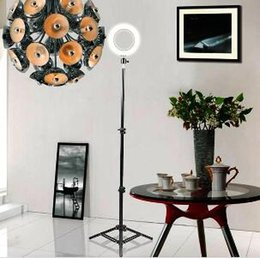 Video ring online shopping - Best Adjustable mm Stand Photography LED Selfie Light Ring Lighting Dimmable Fill Light Lamp W USB For Camera Video