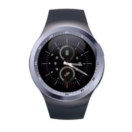 Chinese  Smartch Y1 Smart Watch Support Nano SIM Card and TF Card Smartwatch PK GT08 U8 Wearable Smart Electronics Stock For iOS Android manufacturers