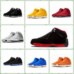 $enCountryForm.capitalKeyWord NZ - JN018a hot sale cheap Men Women Sports outdoors shoes 18 Retro High MID OG 18S J Luxury designer basketball Sneakers Official Breathable