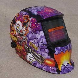 Discount auto mask - Welding Helmet Welder Welding Solar Power Auto Darkening Helmet Weld Grinding Mask