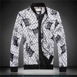 2020ff hip hop Brand Medusa Italian Jacket Men's Super Quality Jacket Men's Casual Print Letters Pattern Free Shipping ff