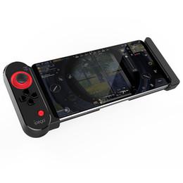 $enCountryForm.capitalKeyWord Australia - IPEGA Bluetooth Stretch Handle Unicorn Single Handle Android IOS Stimulation Battlefield King Game Handle