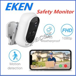 outdoor night vision surveillance cameras 2020 - 2019 Original Latest EKEN ARGUS 1080p Wide-angle Night Vision Camera Indoor   Outdoor IP Security Surveillance For Home