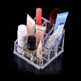 $enCountryForm.capitalKeyWord Canada - Clear AcrylicMakeup Organizer Storage Box Cosmetic Lipstick Jewelry Case Display Stand Make Up Tools Brush