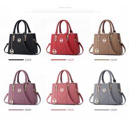 Compartment Tote Bags Australia - Pink sugao designer handbags luxury women purses pu leather tote bag fashion designer bag famous brand shoulder bag high quality 6 color