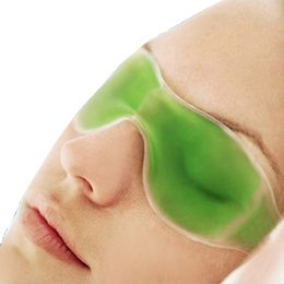 cool pads UK - Gel Eye Mask Sleep Mask Summer Essential Beauty Ice Cooling Mask for Eye Patches Remove Dark Circles Fatigue Relief Eye Pad