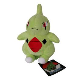 $enCountryForm.capitalKeyWord UK - Wholesale New Toy Larvitar Pikachu Soft Doll Plush Toy For Kids Christmas Halloween Best Gifts 8inch 20cm
