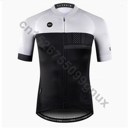 Cycling Clothing Spain Australia - Spain cycling Jersey 2019 Breathable short sleeve Jersey Summer riding racing Quick Dry bike clothing Ropa Ciclismo Hombre A13