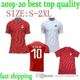93b2050eb3f Egypt shirts online shopping - 2019 Egypt soccer jersey M SALAH world cup  Home Red away