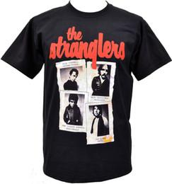 $enCountryForm.capitalKeyWord Australia - MENS BLACK T-SHIRT THE STRANGLERS POLAROID RED PHOTOGRAPH PUNK ROCK 1977 S - 5XL Funny 100% Cotton T Shirt Jersey Print T-shirt