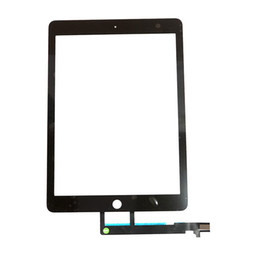 apple ipad touch tablet UK - Touch Screen Panel Digitizer for Ipad Pro 9.7 2016 A1673 A1674 A1675 Tablet Replacement Parts