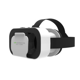 Chinese  Portable 4.7-6inch Mobile Phone VR Glasses Box Movie 3D Goggles Headset Helmet 2019NEW manufacturers