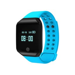 $enCountryForm.capitalKeyWord UK - Smart Watch Waterproof Blood Pressure Fitness Tracker Sleep Monitor Music Control Full Screen Touch And Camera 15#45