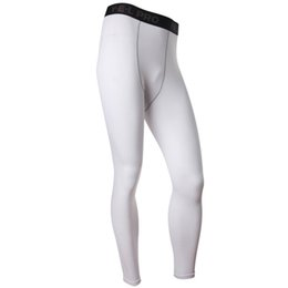 $enCountryForm.capitalKeyWord Australia - Screaming Retail Price Men's Compression Under Tights Long Leggings Base Layer Pants Tights