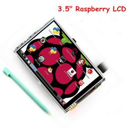 $enCountryForm.capitalKeyWord Australia - Freeshipping 3.5 Inch TFT LCD Touch Screen Display Module For Raspberry Pi 2 Model B & RPI B+ Raspberry Pi 3