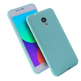 $enCountryForm.capitalKeyWord Australia - Ultra Thin Silicone Soft TPU Back Case For Meizu U10 Full Protective Cover Matte Solid Phone Case For Meizu U20 Coque Capa Funda Ypf31-9