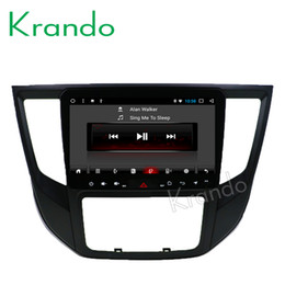 "$enCountryForm.capitalKeyWord UK - Krando Android 8.1 9"" IPS Full touch car multimedia player for For Mitsubishi Lancer 2017 GPS navigation system big screen BT car dvd player"