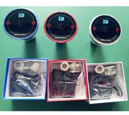 $enCountryForm.capitalKeyWord Australia - 2019 Square E Head Ehead 2400mAh Cartridge Refillable Disposable Hookah Rechargeable E-Head Vaporizer E Cigarette Kit DHL Free