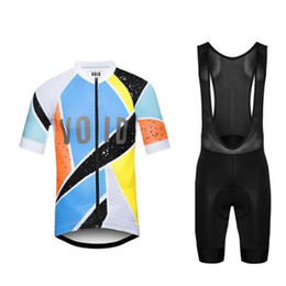 Cycle Suits Australia - hot sale 2019 pro team VOID summer cycling Jersey set men road bike tops bib shorts suit mtb bicycle clothing racing sportswear
