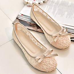 $enCountryForm.capitalKeyWord NZ - 2019 new women flats shoes ballet flats Fashion slip on cut outs flat women shoes sweet hollow summer female casual
