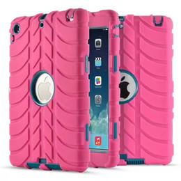 Gel case for ipad mini online shopping - Armor Hybrid Hard PC Soft Slicone GEL Case For Ipad Mini Mini4 tablet Ballistic Shockproof Plastic Defender Skin Cover Luxury
