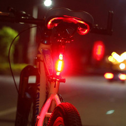 $enCountryForm.capitalKeyWord Australia - SIBOYAN UABike Bicycle light LED Taillight Rear Tail Safety Warning Cycling Portable Light, USB Style Rechargeable