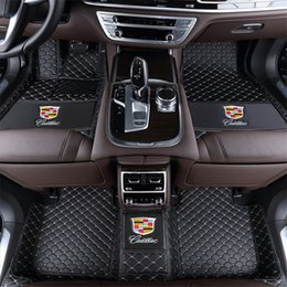 Cts Car Australia - Applicable to Cadillac CTS Sedan, two doors 2011-2012 car luxury surrounded by wear-resistant environmentally friendly carpet stitching mat