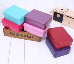 $enCountryForm.capitalKeyWord Australia - new Tin Box Survival Kit Tin Higen Lid Small Empty Silver Flip Metal Storage Box Case Organizer For Money Coin Candy Keys