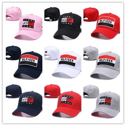 Red Hot Polo Australia - Hot The new Brand Snapback Caps 17 Colors Strapback adjustable Baseball Cap Bboy Hip-hop polo Hats For Men Women Fitted Hat Black red White