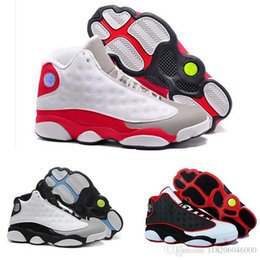 $enCountryForm.capitalKeyWord Australia - Designer 13 RETRO basketball shoes mens He Got Game sports History of Flight 13s sneakers shoes Chicago fashion luxury Athletic shoes US7-