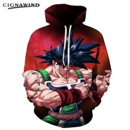 sweater cartoon couple Australia - New Fashion Couple Unisex Cartoon DRAGON BALL Poket 3D Print Casual Cosplay Hoodies Sweater Sweatshirt Jacket Pullovers