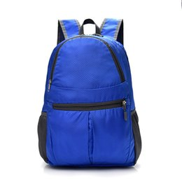 Hot Backpacks Australia - Hot Folding Nylon Backpack Multifunctional Women Men Backpacks School Bag For Girls Student Book Bag Schoolbag Bolsas Mochilas