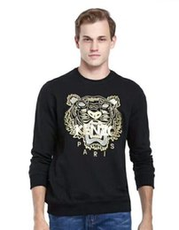 Product Brand Color Australia - 19SS Tiger Famous Brand Printed Products Brand Full Sign Fashion Success Women Deluxe Long Sleeve Comfortable
