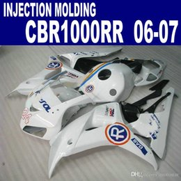$enCountryForm.capitalKeyWord NZ - fairing kit for HONDA Injection mould CBR 1000 RR 06 07 white black REPSOL CBR1000RR 2006 2007 ABS fairings CP61