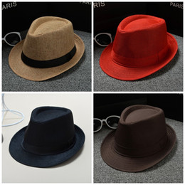 72769057 Jazz style hats online shopping - Shade Sun Hat Solid Color Men And Women  Jazz Cap