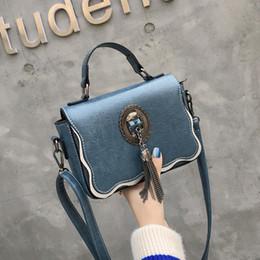 $enCountryForm.capitalKeyWord NZ - New style cross-body bag retro versatile with a single shoulder women's fringe fashion handbag