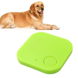 gps finder UK - Dog GPS Tracker Anti-Lost Waterproof Smart Mini Bluetooth Tracer Alarm Locator Realtime Finder Device Smart Activity Trackers